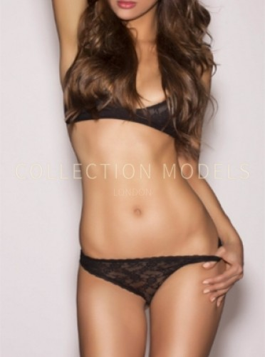 European escort London Elisa, elite GFE companion