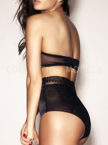 VIP escort London Giselle, top class natural beauty